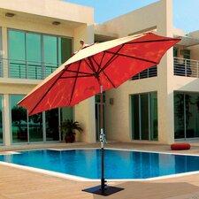 9' Teak Market Umbrella