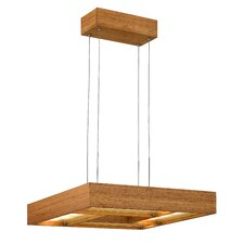 Zen 4 Light Square Chandelier
