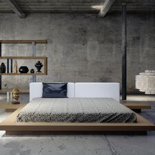 Worth Upholstered Platform Bed