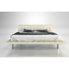 Howard Upholstered Platform Bed