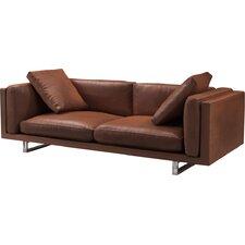 Fulton Top Grain Leather Sofa