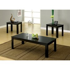 Torba 3 Piece Coffee Table Set