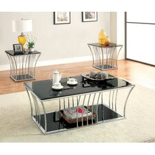 Villaine Coffee Table Set