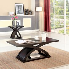 Gnarls Coffee Table Set