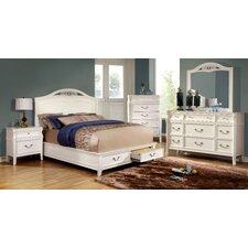 Harlow Storage Panel Customizable Bedroom Set