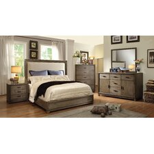 Karla Platform Customizable Bedroom Set