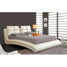 Estefan Panel Bed