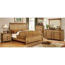 Torrino Panel Customizable Bedroom Set