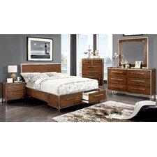 Bilsen Storage Panel Customizable Bedroom Set