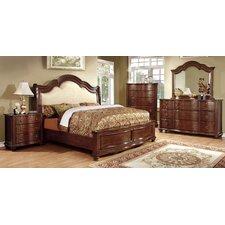 Jamine Platform Customizable Bedroom Set