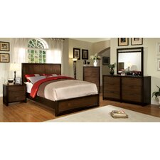 Clanton Platform Customizable Bedroom Set