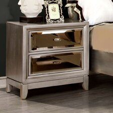 Strollini 2 Drawer Nightstand