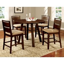 Shrader 5 Piece Dining Set
