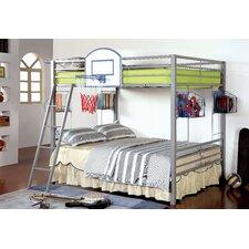 Sporty Full over Full Bunk Bed