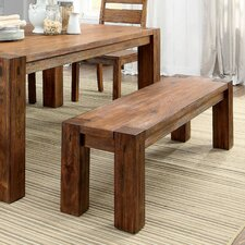 Bethanne Wood Kitchen Bench