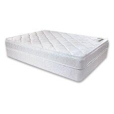 """Larmen 9"""" Euro Pillow Top Innerspring Mattress"""