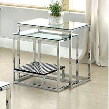 Estrava 2 Piece Nesting Tables
