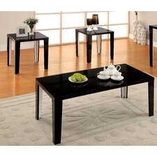 Enichi 3 Piece Coffee Table Set