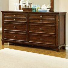 Branden 6 Drawer Dresser