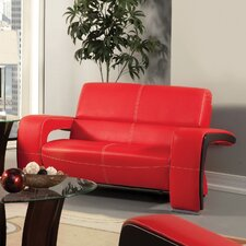 Nova Leatherette Sofa Set