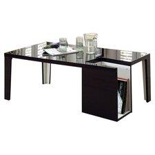 Zedd Coffee Table with Magazine Rack