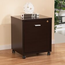 1 Drawer Collin Single Equipment Trolley/File Cabinet