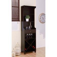 Reagon Bar Cabinet with Wine Storage