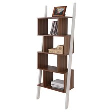 "Mateo 71"" Leaning Bookcase"
