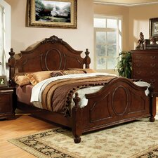 Seraphine Panel Bed