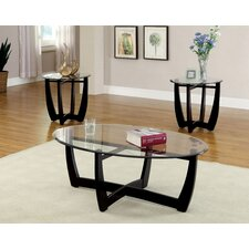 Kamillo 3 Piece Coffee Table Set