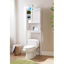 "Elena 24"" x 67"" Free Standing Over the Toliet"