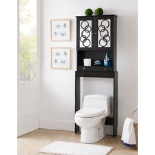 """Tala 24"""" x 67"""" Free Standing Over the Toilet"""
