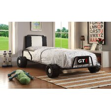 Race-on Twin Car Bed