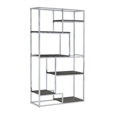 "70.25"" Etagere Bookcase"