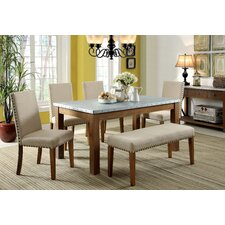 Crista 6-Piece Dining Set