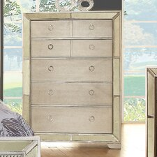 Olivia 5 Drawer Chest