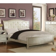 Amari Upholstered Panel Bed