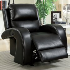 Momba Faux Leather Recliner Chair