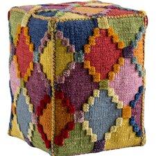 Baptiste Cube Ottoman