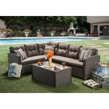 Wheaton Sectional with Cushions