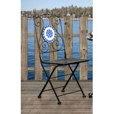 Tuscan Bistro Dining Side Chair (Set of 2)