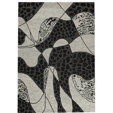 Riddle Hand-Tufted White Area Rug