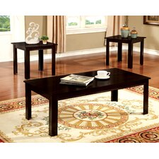 Kaldi 3 Piece Coffee Table Set