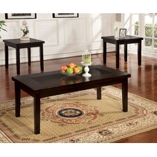 Frein 3 Piece Coffee Table Set