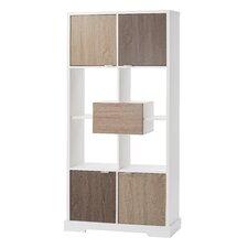 "66.9"" Cube Unit Bookcase"
