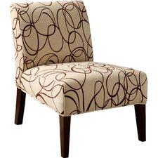 Dean Cotton Slipper Chair