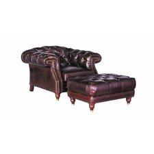 Darlington Leather Arm Chair