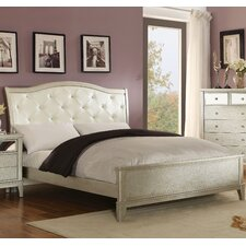 Amari Sleigh Customizable Bedroom Set