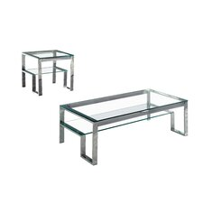 Rayleigh 2 Piece Coffee Table Set