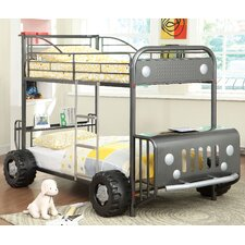 Jaymes Twin Bunk Bed
